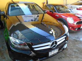 Mercedes Benz Clase C 1.6 180 Cgi Mt