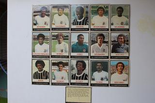 Ping Pong Cards Corinthians - Original