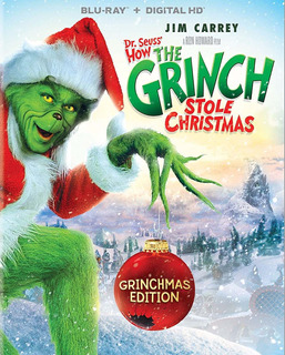 Blu-ray Dr Seuss How The Grinch Stole Christmas / El Grinch