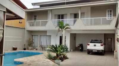 Sobrado Com 3 Dormitórios À Venda, 256 M² Por R$ 699.000 - Jardim Santa Maria - Jacareí/sp - So0277