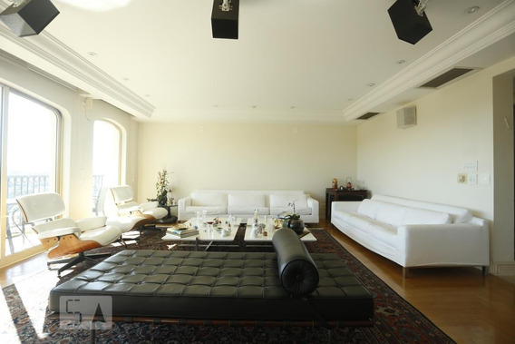 Apartamento Para Aluguel - Higienópolis, 4 Quartos, 351 - 893094048