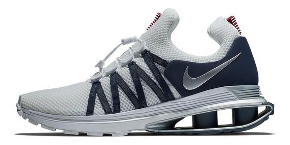 Zapatillas Nike Shox Gravity Blancas
