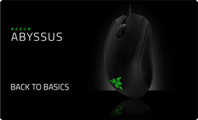 Razer Abyssus 2014 3500 Dpi Gaming Mouse