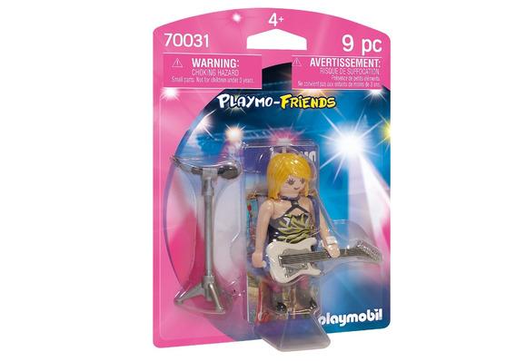 Playmobil 70031 - Rocker Girl Playmo-friends - Geobra