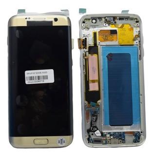 Modulo Lcd Pantalla Touch Samsung S7 Edge (g-935) Original