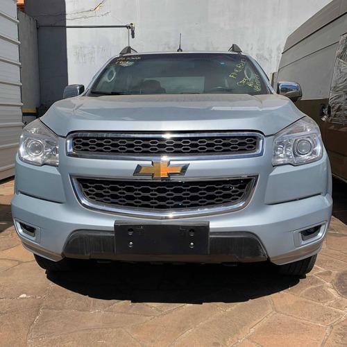 Imagem 1 de 11 de Sucata De Chevrolet S10 2.4 Flex 2013 Automática Lt