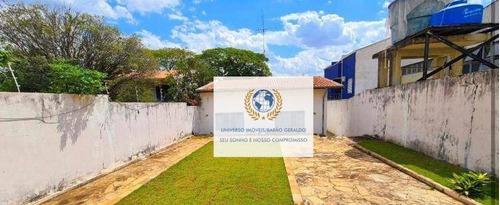 Casa Com 3 Dormitórios À Venda, 286 M² Por R$ 650.000,00 - Cidade Universitária - Campinas/sp - Ca1359