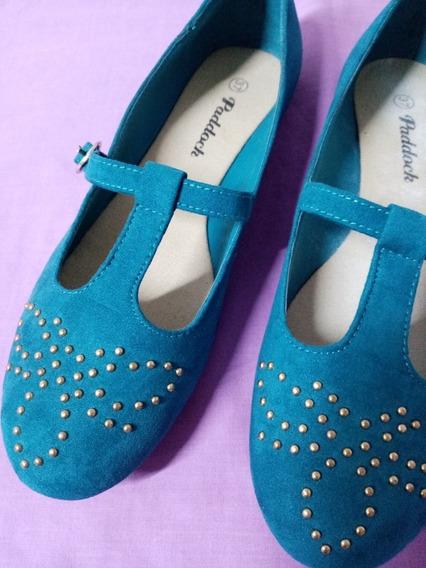 Zapatos Paddock Dama - Núm 37- Chatitas Super Cómodas!!!