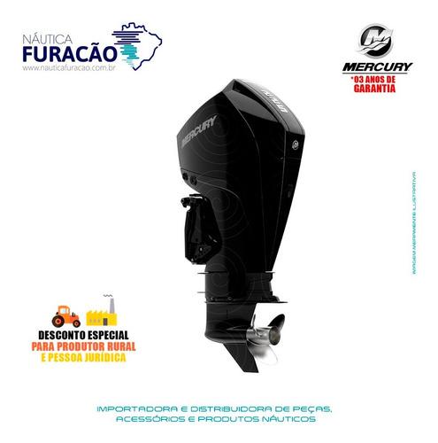 Motor De Popa Mercury 4 Tempos 225hp Xl Efi V6 Mecânico Pto
