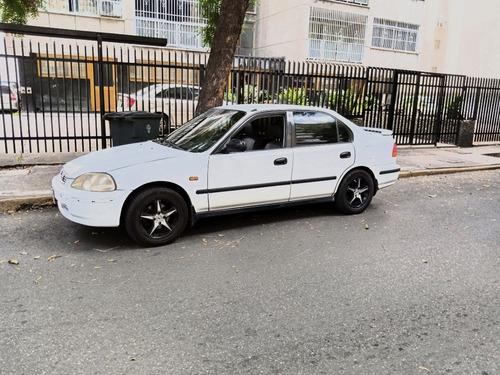 Honda Civic Ex 1.6   Ex 1.6 Sincronico