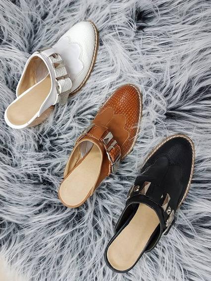 Sueco Zapato Con Tachas Tempo 2018 Stampa Woman Art1723