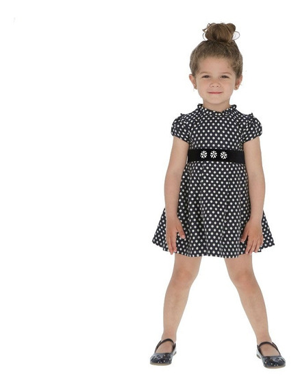 Vestido De Niña Mayoral Lunetas Tallas 2 A 9