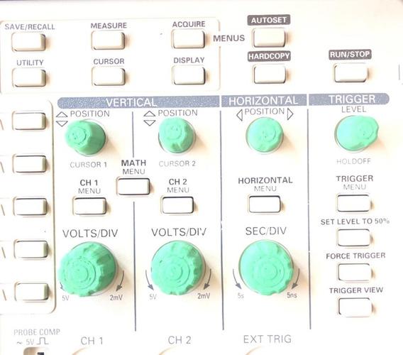 Knob De Divisão Para Osciloscópio Tektronix Tds2x Series