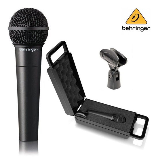 Microfone Profissional Behringer Ultravoice Xm8500
