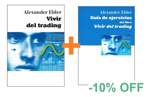 Vivir Del Trading + Guia De Ejercicios Libros Fisicos Elder