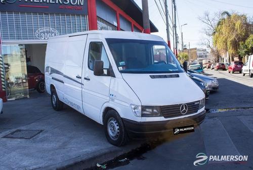 Imagen 1 de 10 de Mercedes-benz Sprinter 2.8 312 Furgon Largo3000 2000