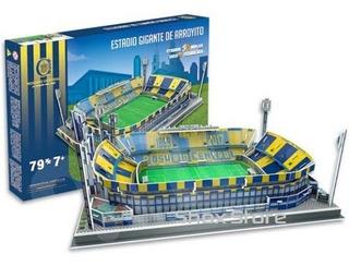 Estadio Rosario Central Maqueta Cancha Gigante Arroyito Club