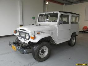 Toyota Land Cruiser Fj70 Mt 3500cc Aa