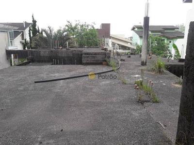 Terreno À Venda, 420 M² Por R$ 750.000 - Swiss Park - São Bernardo Do Campo/sp - Te0092