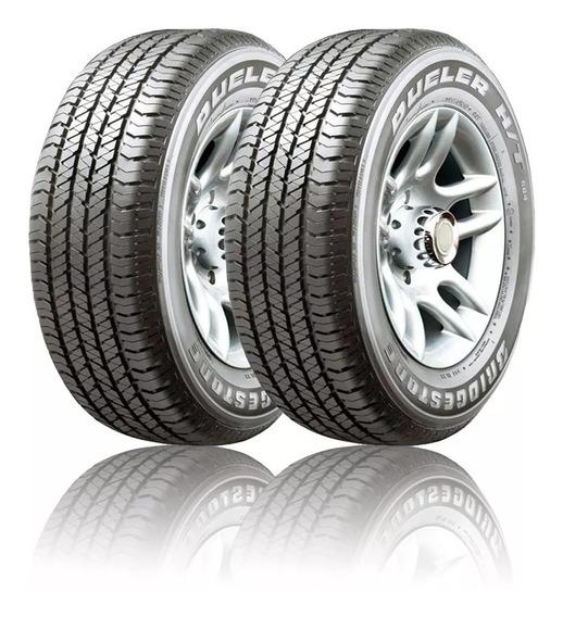 Pneu Aro 16 215/65r16 102h Bridgestone Dueler H/t 684 Kit 2
