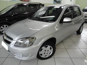 Chevrolet Celta Lt 1.0 Prata 8v