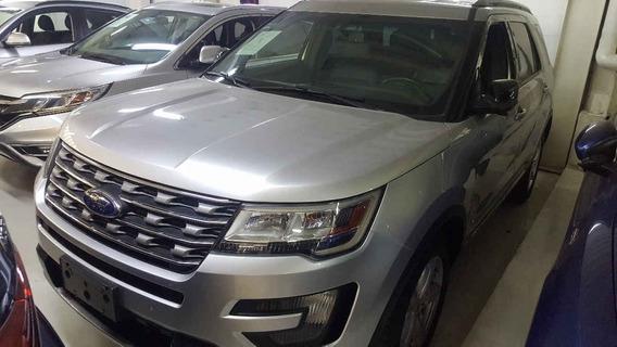 Ford Explorer 2016 Explorer Xlt Piel