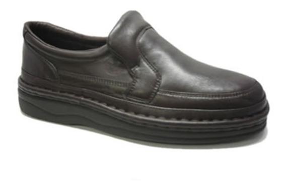 Zapato Hombre Lombardino Cuero Calsuave 060.098050003