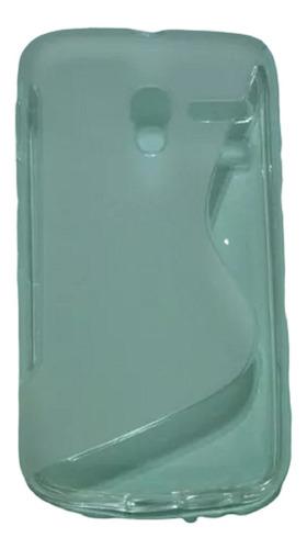 Capa Alcatel Pixi 3 3.5 4009 ( Transp S)+ P Vidro