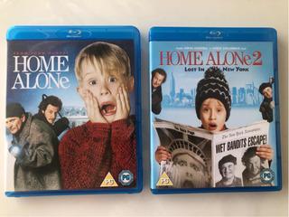 Home Alone 1 & 2 - Mi Pobre Angelito Bluray