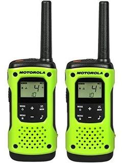 Radio Motorola T600 Talkabout, Paquete De 2- Envío Gratis