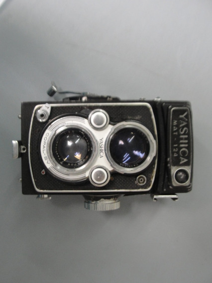 Câmera Yashica Para Colecionador