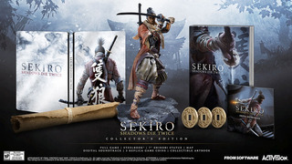 Sekiro Shadows Die Twice Collector Edition Playstation 4