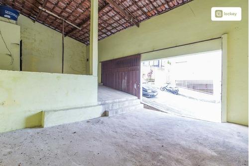 Imagem 1 de 10 de Aluguel De Galpão Com 56m² - 28304