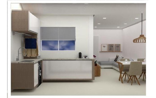 Lançamento Apto Sem Condominio 54m² Com 2 Dormitórios, Sendo 1 Suíte - Ap0288