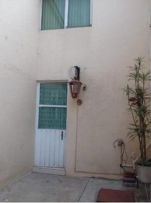 Casa En Renta En San Nicolas Tolentino, Iztapalapa.