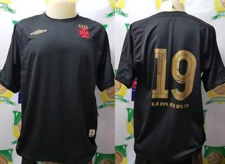 Camisa Oficial Futebol Vasco Umbro # 19 De Jogo 2003 Third