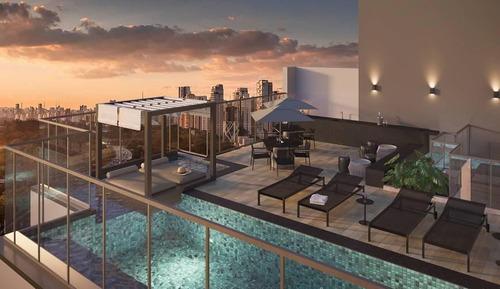 Apartamento De 2 Quartos Para Venda - Presidente Altino - Osasco - Izm87cab-556203