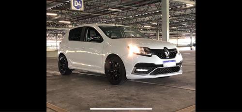 Renault Sandero 2016 2.0 Rs Flex 5p