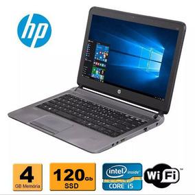 Notebook Hp Probook 430 I5 4ª 4gb Ssd 120gb Hdmi Refurbished