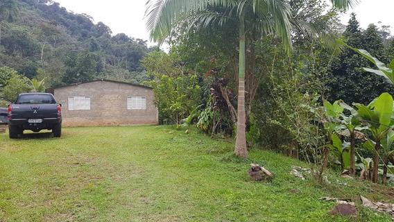 Juquiá/96.800 Mts / Casa/ Próximo Á Cachoeira/ref:04906