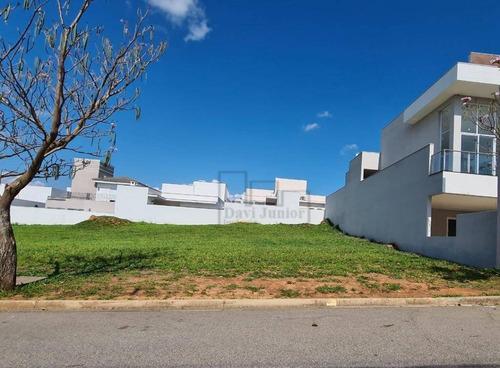 Terreno À Venda, 300 M² Por R$ 320.000,00 - Condomínio Chácara Ondina - Sorocaba/sp - Te1362