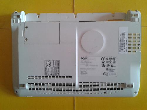 Carcasa Inferior Motherboard Acer Zg5 Blanca