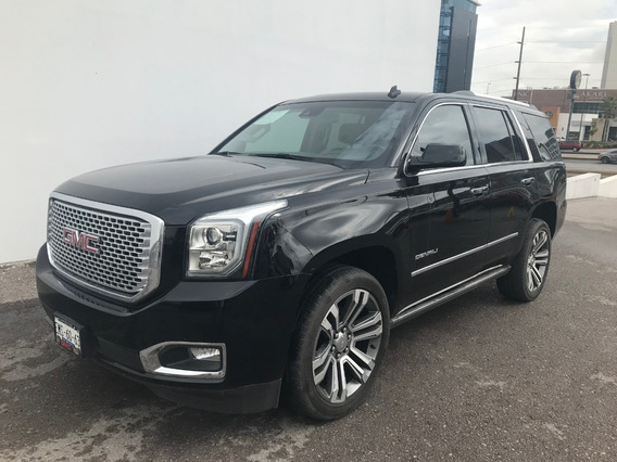 Gmc Yukon 2017 6.2 Denali 8 Vel Awd At