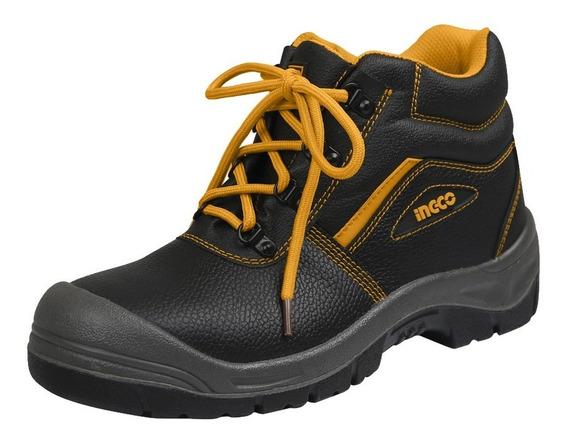 Ff Zapato Trabajo Ingco Puntera Reforzado Industrial Ssh04sb