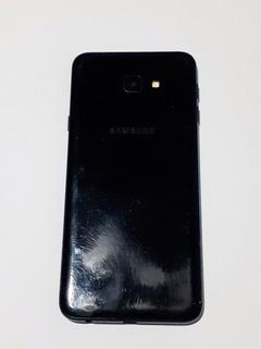 Celular Sansung J4 Core -preto 16gb Incluindo Fone
