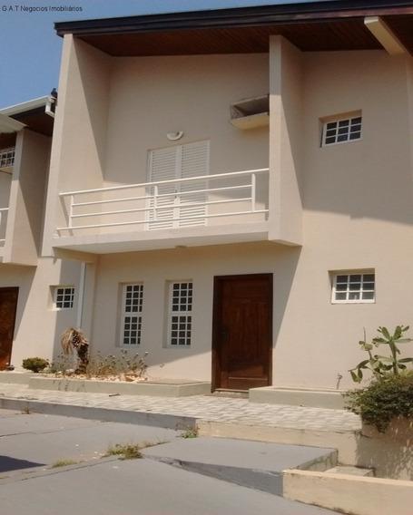 Casa Em Condomínio Para Locação No Residencial Gonçalves - Sorocaba/sp - Cc04168 - 34790989