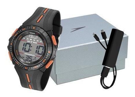 Relógio Speedo Masculino Quartz Ref.: 81162g0evnp1k1