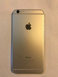 iPhone 6 Plus 64 Gb Liberado Perfecto Estado Plateado