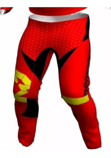 Pantalon Enduro Cross Talle Extra Grande Rpm Xxxl Xxl