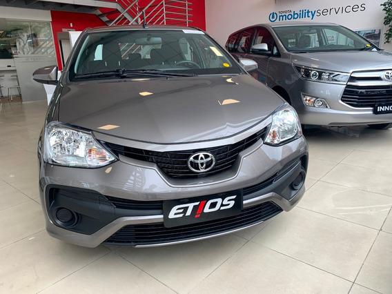Plan Agrupado Toyota Etios X 6m/t 5 Puertas